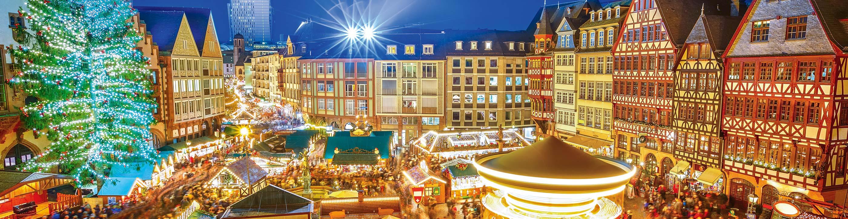Viking Christmas Market Cruise